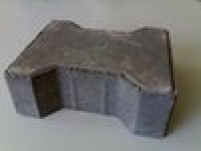 Тротуарная плитка 1 Ф20.16.8 ма (катушка)