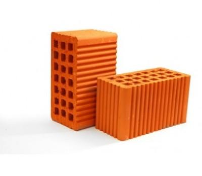 Блок керамический поризованный пустотелый М150