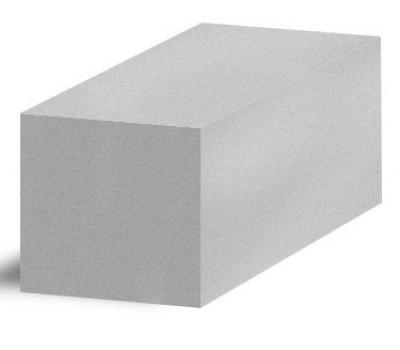 Блок газосиликатный 600x250x250