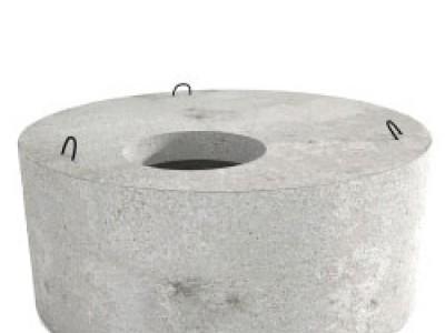 Кольцо колодезное с крышкой КЦП 10-9